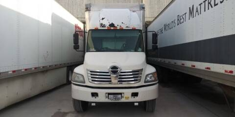 2008 Hino 268A for sale at DFW AUTO FINANCING LLC in Dallas TX
