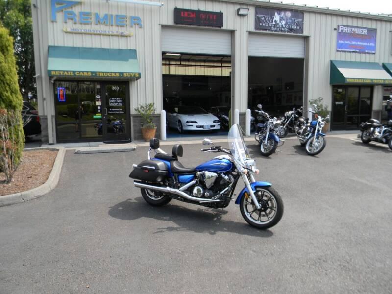 2012 Yamaha V-Star 950 T for sale at PREMIER MOTORSPORTS in Vancouver WA