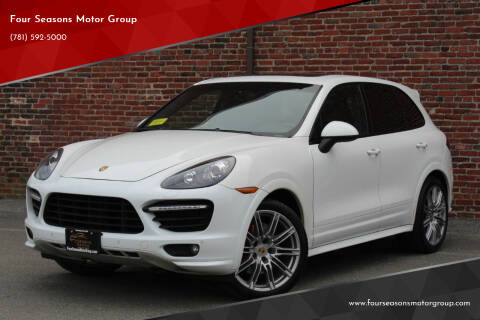 2014 Porsche Cayenne for sale at Four Seasons Motor Group in Swampscott MA