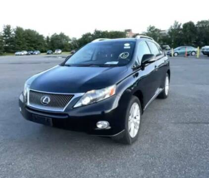 2011 Lexus RX 450h for sale at Imotobank in Walpole MA