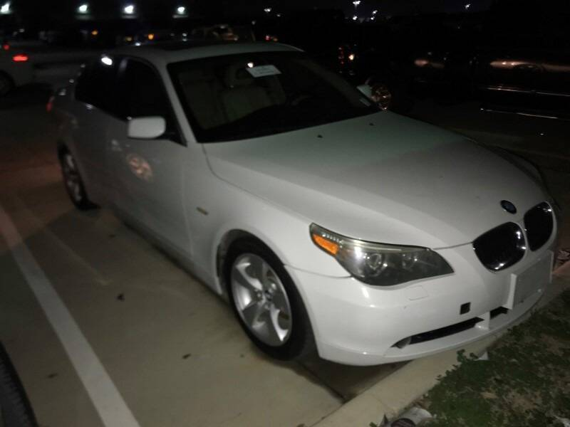 2007 BMW 5 Series for sale at AUTO DEPOT DIRECT in Dallas TX