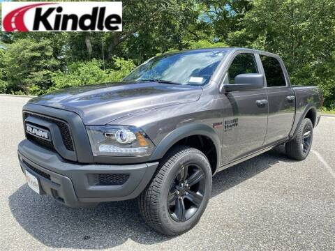 2021 RAM Ram Pickup 1500 Classic for sale at Kindle Auto Plaza in Cape May Court House NJ