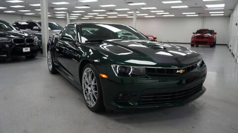 2015 Chevrolet Camaro for sale at SZ Motorcars in Woodbury NY