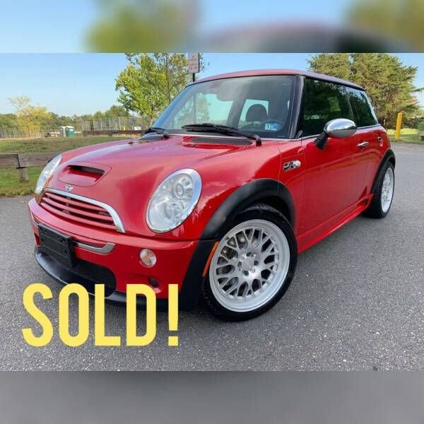 2005 MINI Cooper for sale at Car Match in Temple Hills MD