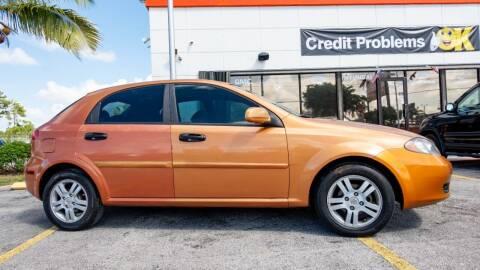 2007 Suzuki Reno for sale at Car Depot in Miramar FL