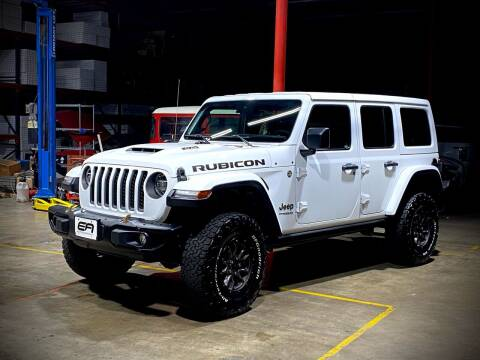 2021 Jeep Wrangler Unlimited for sale at EA Motorgroup in Austin TX