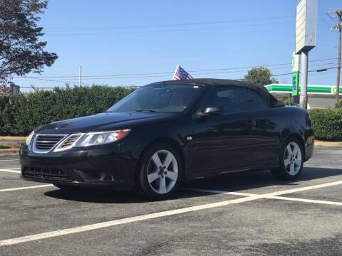 2008 Saab 9-3 for sale at RUSH AUTO SALES in Burlington NC