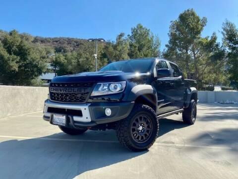 2021 Chevrolet Colorado for sale at Allen Motors, Inc. in Thousand Oaks CA