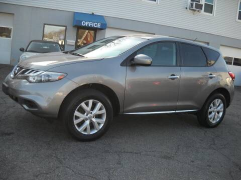 2012 Nissan Murano for sale at Best Wheels Imports in Johnston RI