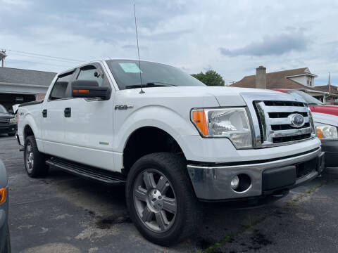 2012 Ford F-150 for sale at Rine's Auto Sales in Mifflinburg PA