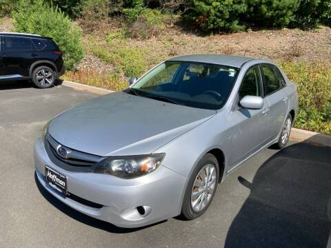 2010 Subaru Impreza for sale at ENFIELD STREET AUTO SALES in Enfield CT