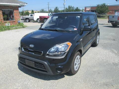 2013 Kia Soul for sale at Wally's Wholesale in Manakin Sabot VA