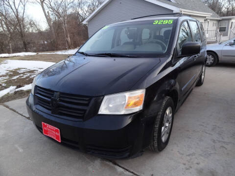 2008 Dodge Grand Caravan for sale at John's Auto Sales in Council Bluffs IA