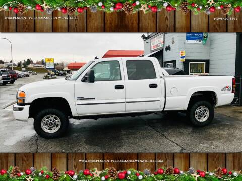 2007 GMC Sierra 2500HD Classic for sale at Independent Performance Sales & Service in Wenatchee WA