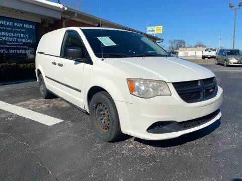 2012 RAM C/V for sale at Guidance Auto Sales LLC in Columbia TN