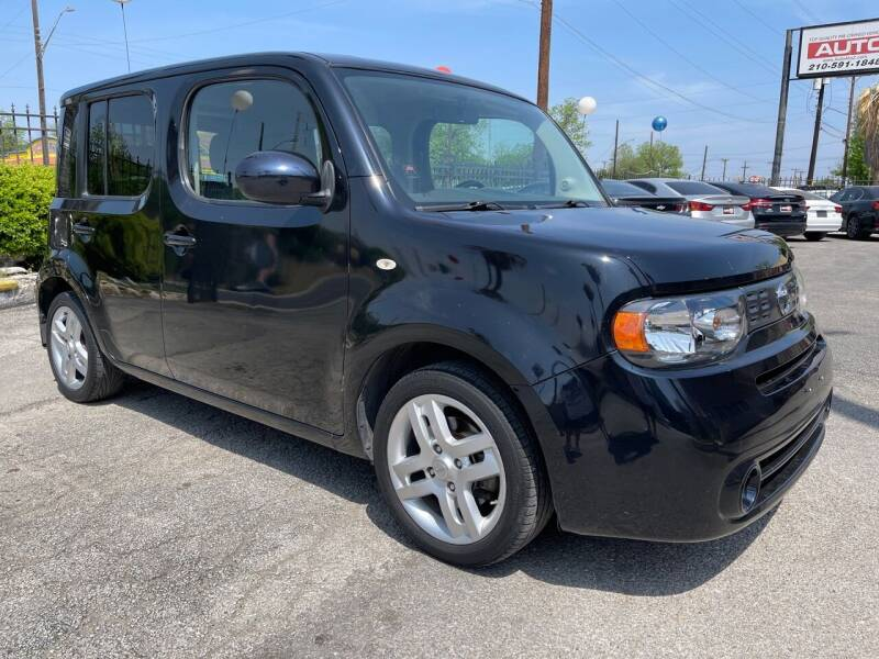 2012 Nissan cube for sale at Auto A to Z / General McMullen in San Antonio TX