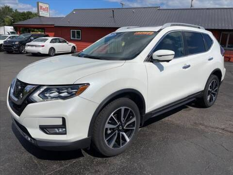 2018 Nissan Rogue for sale at HUFF AUTO GROUP in Jackson MI