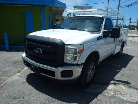 2013 Ford F-350 Super Duty for sale at Autos by Tom in Largo FL