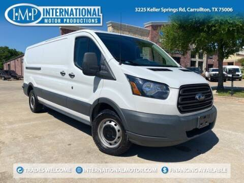 2017 Ford Transit Cargo for sale at International Motor Productions in Carrollton TX