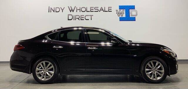 2015 Infiniti Q70 for sale at Indy Wholesale Direct in Carmel IN