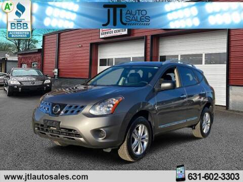 2015 Nissan Rogue Select for sale at JTL Auto Inc in Selden NY