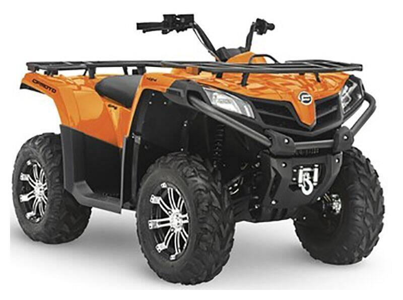 2021 CF Moto CFORCE 500S for sale at Honda West in Dickinson ND