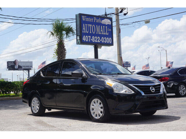 2018 Nissan Versa for sale at Winter Park Auto Mall in Orlando FL