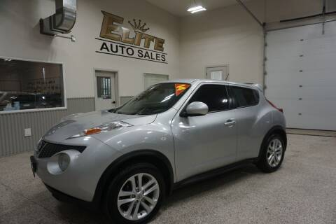 2014 Nissan JUKE for sale at Elite Auto Sales in Ammon ID