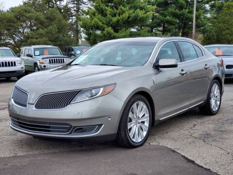 2015 Lincoln MKS for sale at Thompson Motors in Lapeer MI