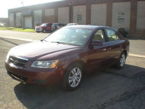 2007 Hyundai Sonata for sale at 611 CAR CONNECTION in Hatboro PA