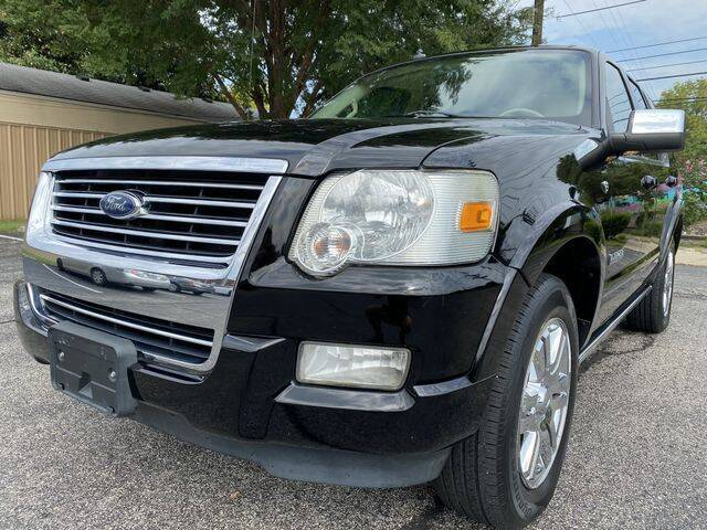 2008 Ford Explorer for sale at Falls City Motorsports in Louisville KY