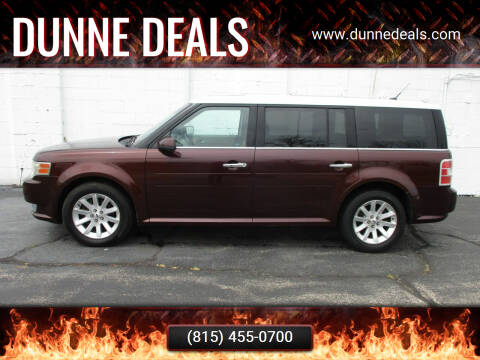 2009 Ford Flex for sale at Dunne Deals in Crystal Lake IL
