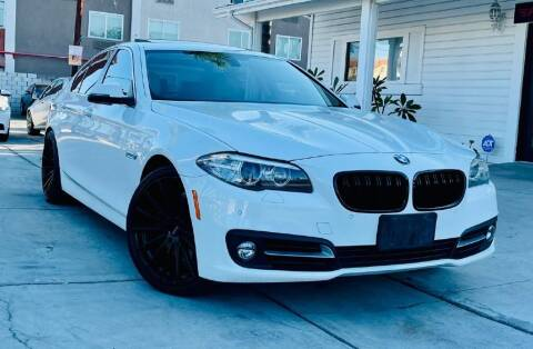 2015 BMW 5 Series for sale at Pro Motorcars in Anaheim CA