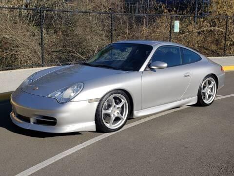 2002 Porsche 911 for sale at Painlessautos.com in Bellevue WA