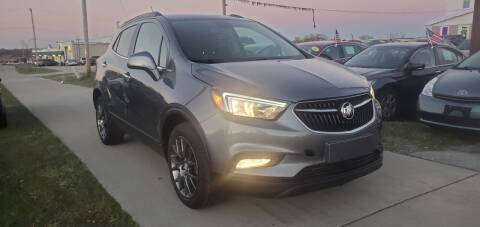 2020 Buick Encore for sale at Wyss Auto in Oak Creek WI