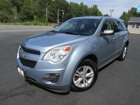 2015 Chevrolet Equinox for sale at Guarantee Automaxx in Stafford VA