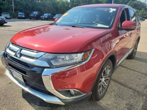 2016 Mitsubishi Outlander for sale at Extreme Auto Sales LLC. in Wautoma WI