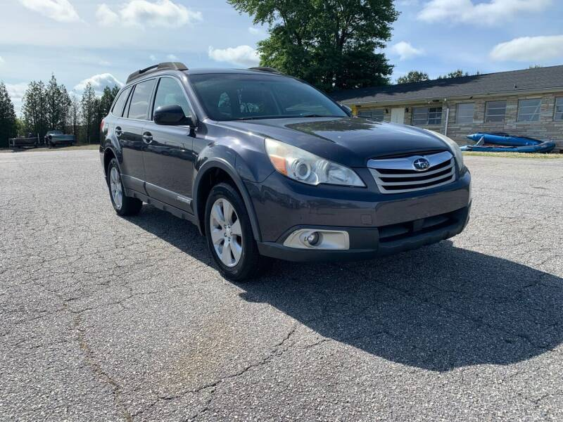 2011 Subaru Outback for sale at Hillside Motors Inc. in Hickory NC