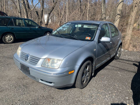 2004 Volkswagen Jetta for sale at LONGWOOD MOTORS in Stockholm NJ