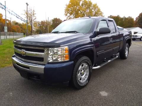 2010 Chevrolet Silverado 1500 for sale at Hern Motors - 2021 BROOKFIELD RD Lot in Hubbard OH