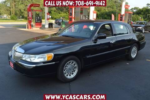 1999 Lincoln Town Car for sale at Your Choice Autos - Crestwood in Crestwood IL