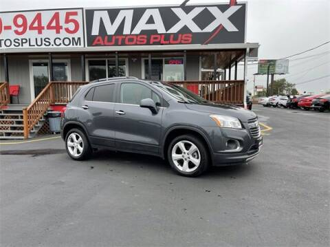 2016 Chevrolet Trax for sale at Maxx Autos Plus in Puyallup WA