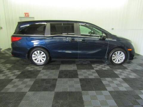 2018 Honda Odyssey for sale at Michigan Credit Kings in South Haven MI