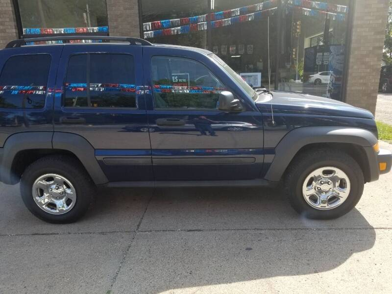 2006 Jeep Liberty for sale at Action Auto Sales in Parkersburg WV