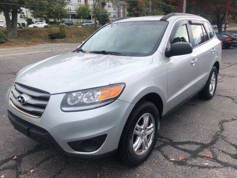 2012 Hyundai Santa Fe for sale at Premier Automart in Milford MA