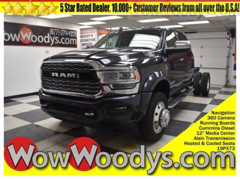 2019 RAM Ram Chassis 5500 for sale at WOODY'S AUTOMOTIVE GROUP in Chillicothe MO