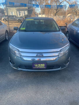 2007 Ford Edge for sale at King Auto Sales in Leominster MA