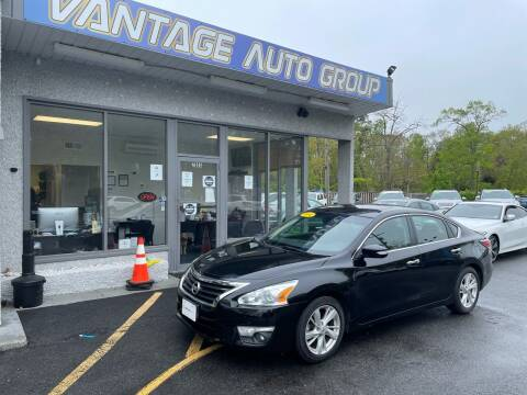 2014 Nissan Altima for sale at Vantage Auto Group in Brick NJ