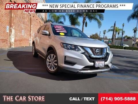 2018 Nissan Rogue for sale at The Car Store in Santa Ana CA