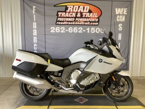 2016 BMW K 1600 GT Premium Light White for sale at Road Track and Trail in Big Bend WI